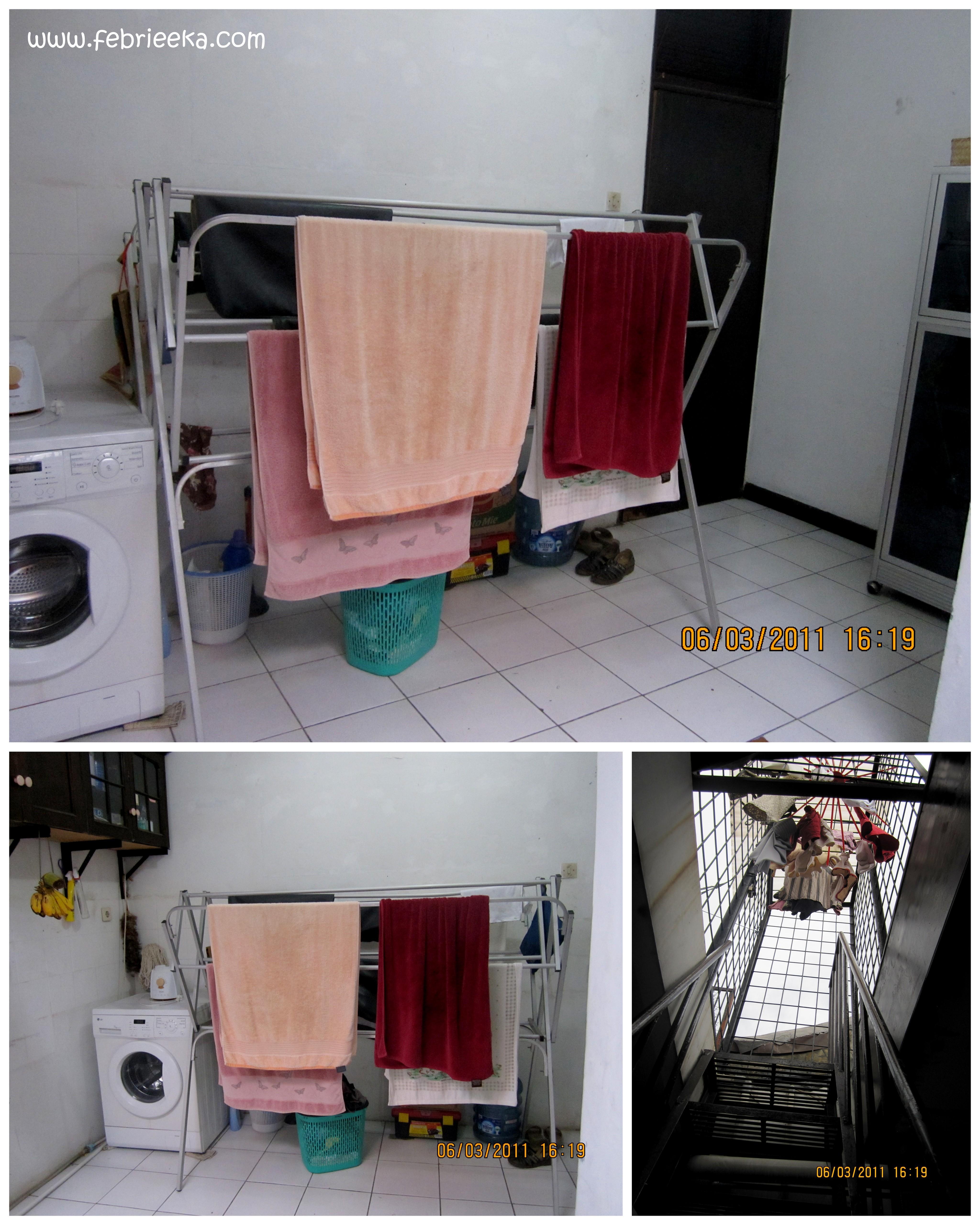 Desain Dapur Dan Tempat Cuci Baju
