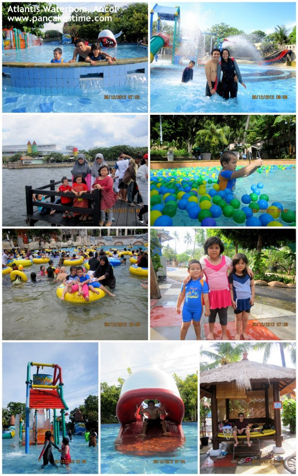Atlantis Waterbom, Ancol