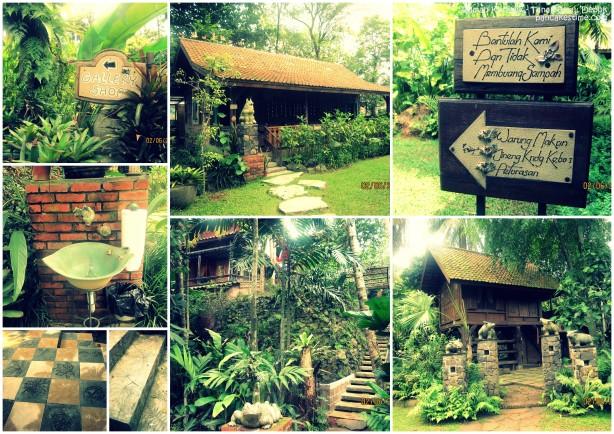 Rumah Keramik F. Widyanto, Tanah Baru Depok
