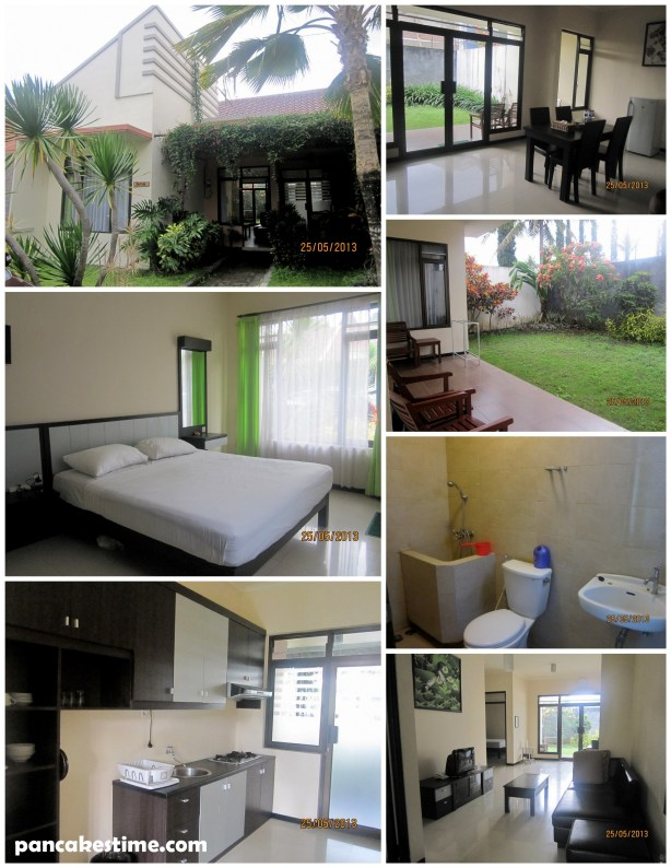 Viila Jeruk, Batu Suki Resort