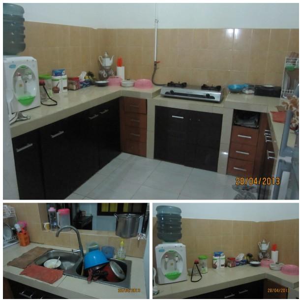 Dapur Before