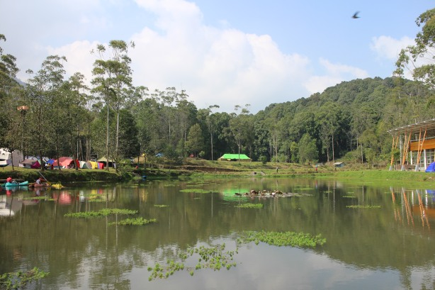 Danau di Ranca Upas, Ciwidey (no edit, no filter :p)